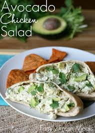 avocado-chicken-salad